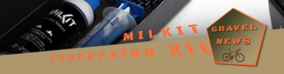 Milkit Conversion Kit Header