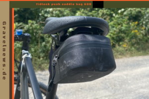 Fidlock saddle bag